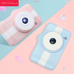 DIHU X10 Fun exclusive camera for children camera Digital camera Educational toys toy pink