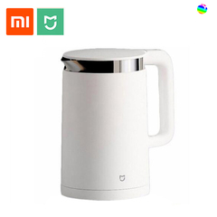 XIAOMI MIJIA Electric Kettle Fast Boiling Stainless Teapot white