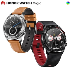 HONOR watch magic 1.2inch HD AMOLED Color Screen Smart Watch WATCH-MAGIC black 42.8×42.8×9.8mm