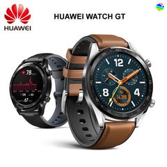 HuaWei Smart Watch GT 1.39 inch Screen Cortex - M4 Chips Mobile Payment black 46.5*46.5*10.6mm