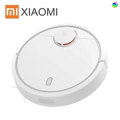 Xiaomi Smart Robot Vacuum Cleaner LSD And SLAM 1800P Broom -white white 345*345*96mm