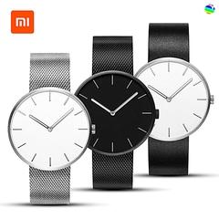 XIAOMI Mijia Quartz Smart Waterproof Smartwatch black 110+85mm