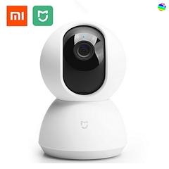 XIAOMI 360 Degree 1080P Night Vision IR Camera Monitor -white Camera white