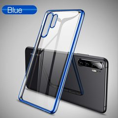 Full Cover Tempered Glass for Huawei P30 Pro HD Clear Screen Protector for P30 Pro Protection Film Blue-P30 Pro For P30 PRO