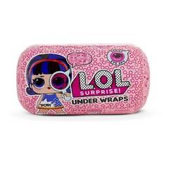 LOL Surprise! Under Wraps Doll- Series Eye Spy 1A LOL Tots Innovation Doll