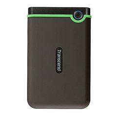 TRANSCEND External Hard Drive - 1TB black 1TB