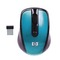 Hp Wireless Mouse 2.4 GHz with Optical Sensor - USB Receiver Blue 2.4 GHz
