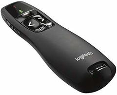 LOGITECH R400 WIRELESS PRESENTER black normal