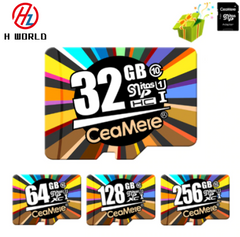 HW Micro SD Card TF Cards Flash Memory Card 32 64 GB High Spees Class10 with card reader 32GB 64GB Multi TF Card 32 GB TF Card