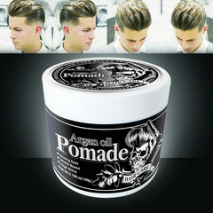 100g Long lasting Strong Hold Hair Gel Wax For Men Hair Styling Edge Control Brown 100g