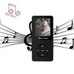 B&B High Quality  Cool Style mp3/mp4 Player Bluetooth 5.0 Improving temperament black