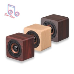 Bluetooth Mini Wireless Portable Speakers with FM Radio subwoofer #Bass Band Burlywood one size