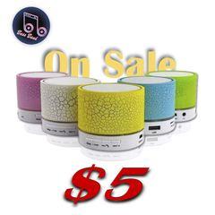 Kill Price-Portable echo Wireless Stereo HIFI Bluetooth Speaker #Bass Band green one size