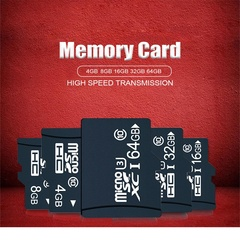 High Speed TF Card Micro SD Card memory Card MicroSD 16G 32G 64G 128G memorycard For phones Camera black Memory Card 32gb TF