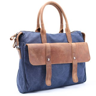 d784ed0291 Kilimall  Messenger Shoulder Bag Simple retro men s business bags ...