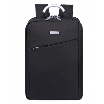 2017 New Men's Backpacks  for Laptop 14 Notebook Computer Bag Backpack  School Bags for Teenagers black one size
