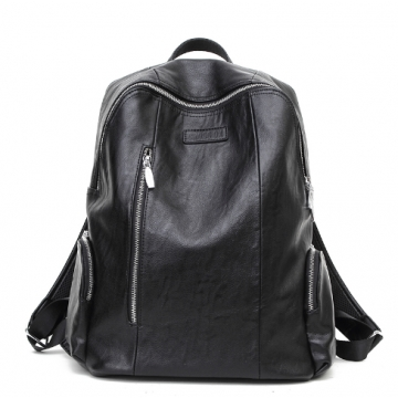 New Arrival Backpacks For Men Unisex Casual Fashion Bag College Bags School Backpack black one size