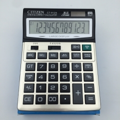 CT-912S Solar and Battery Dual Power Calculator Financial Accounting