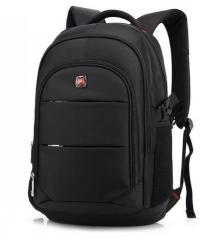 Stylish Travel Large Capacity Backpack Luggage Shoulder Bag black one size