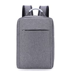 Men's new leisure computer business Backpack Men's Bags Bags & Fashion Gray FREE SIZE