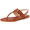 Ladies and Women sandals Brown 39