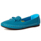 ladies flat shoes Blue 37