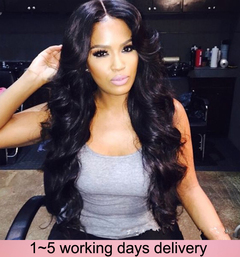 1~5 working days delivery,African Fashion Long curly hair big waves wigs hair wigs long wigs ladies black normal net