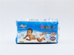 Bouncy Baby Diapers Junior as the picture as the picture