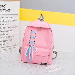Fashion women travelling bagpacks outdoor bagpack  popular shoulder bag shopping bag school bag pink 30*12*41