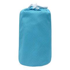 Comfortable Baby Carrier Strape Slings Wrap in Summer Blue 15kg Maximum