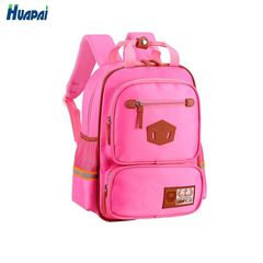 cute Pig children shoulder strap school bag pack pink 33*14*44