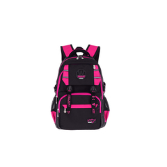 Cool  School Bags Backpack for Boys and Girls Lower or Higher Grade red 46*30*18cm