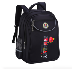 New Design School Bags Book Bags Backpack for Children and Teenagers black s