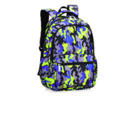 Hot Sale Camouflage Backpacks School Bags for Boys and Girls option 2 s