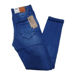 Fashion Jeans Comfortable Casual & Formal Men's Trouser blue 32