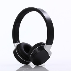 High Quality Wireless Bluetooth Headsets With Stereo HD Mic TF-card For IOS Android Mobile Phones PC black