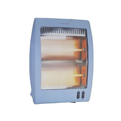 Premier Halogen Portable Electric Room Heater white