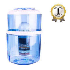 Macro Water Purifier - 15 Litres - Blue - PLUS 1PC Filter/Cartridge Blue