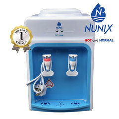 Nunix Table Top Water Dispenser Hot & Normal white