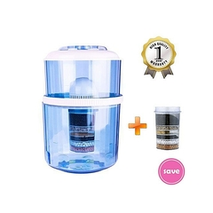 Macro Water Purifier - 15 Litres blue