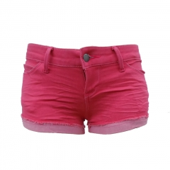 Alladin-Forever Young Shorty Short- Red red 0