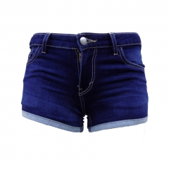 Alladin-Forever Young - SHORTY SHORT - Denim blue, 14