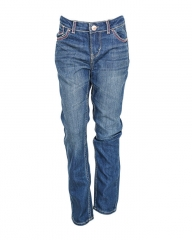 Dorris and Morris - Kids Girls Skinny Blue 5