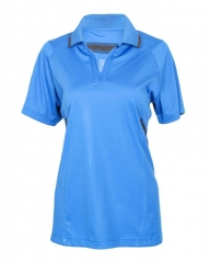 Alladin-Nautical Blue Ladies Polo T-Shirt Nautical Blue s