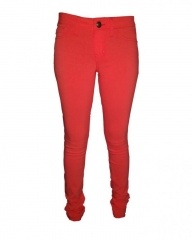 Alladin-Forever Young - Colour Skinny Jeans - DK CORAL dk coral 3