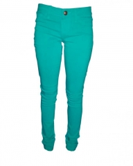 Alladin-Forever Young -Colour Skinny Jeans - Green Green 5