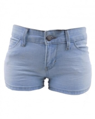 Alladin-Light Blue - Shorty Shorts Light Blue 30
