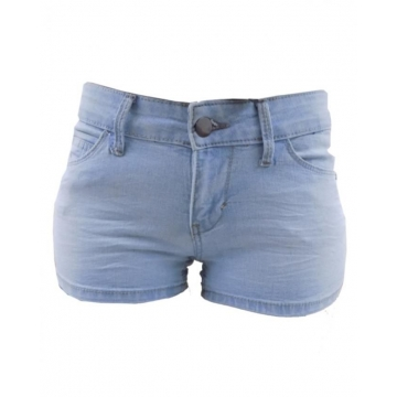 Alladin-Light Blue - Shorty Shorts Light Blue 0