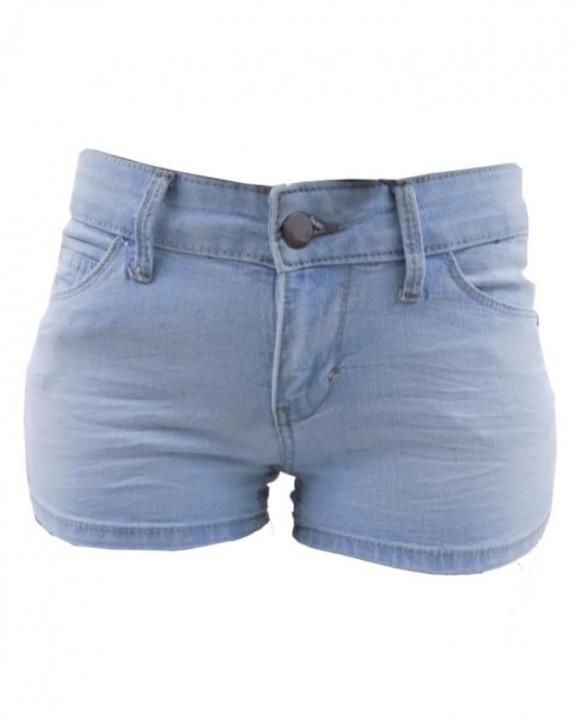 Alladin-Light Blue - Shorty Shorts Light Blue 0