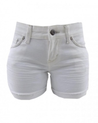 Alladin-White - Forever Young Midi Short White 26